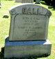 Profile photo:  Abel Edwin Ball, Jr