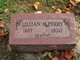 Profile photo:  Lillian May <I>Dyer</I> Belford -Perry
