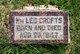 William Leo Crofts