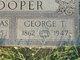 Profile photo:  George T Cooper