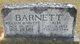 William Harvey Barnett