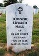 Johnnie Edward Hall