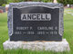 Profile photo:  Caroline <I>Riddell</I> Ancell