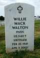 Willie Mack Walton