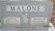 Bertha <I>Bolton</I> Malone