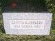 Profile photo:  Gretta <I>Kimberly</I> Appleby