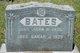 Sarah J Bates