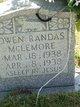 Owen Randas McLemore