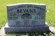Profile photo:  Frank Ellsworth Bevans, Jr