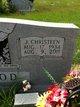Joyce Christeen <I>Arthur</I> Hood