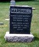 Mary Louisa <I>Blades</I> Marshall