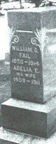 "Adelia E. ""Delia"" <I>Preston</I> Fail"