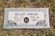 Bessie <I>Rawlinson</I> Daniel