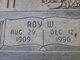 Roy Wilson Boman