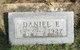 Profile photo:  Daniel Franklin White