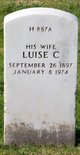 Profile photo:  Luise Caroline <I>Eichhorst</I> Caulfield