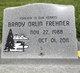 Brady Orlin Frehner