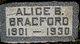 Profile photo:  Alice <I>Brown</I> Bradford