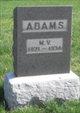 Profile photo:  Moses Velmar Adams