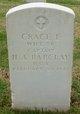Grace Elizabeth <I>McCarron</I> Barclay