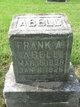 "Frances Augustine ""Frank"" Abell"