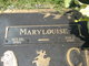 Mary Louise <I>Jennings</I> Crouch