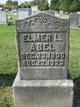 Profile photo:  Elmer L. Abel