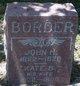 Profile photo:  John H Border
