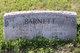 Profile photo:  Mary <I>Pothoff</I> Barnett
