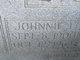 "John Lloyd ""Johnnie"" Everett"