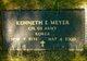 Kenneth Eugene Meyer