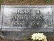 Jesse D Anderson