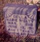 Profile photo:  Della Marie Welty