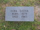 Cora Lee Easter
