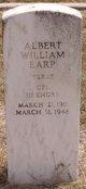 Profile photo:  Albert William Earp