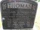 Mary E.M. <I>Pierce</I> Thomas