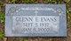 Profile photo:  Glenn E Evans