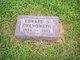 Edward Sidney Chenoweth