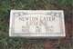 Newton Cater Erskine