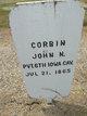 John N Corbin