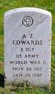 Profile photo:  A Z Edwards