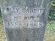 Profile photo:  Polly <I>Babbitt</I> Corey