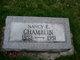 """Nannie B. """"Nannie Betsy"""" <I>Vivion</I> Chamblin"""