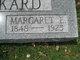 """Margaret Elizabeth """"Lizzie"""" <I>Short</I> Hackard"""