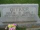 """Charles F """"Carl"""" Oitker"""