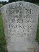 Carl M Oitker