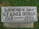 Raymond Woodrow Oitker