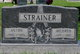Mildred <I>Benigar</I> Strainer