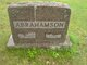 Profile photo:  Elmer Abrahamson