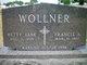 "Profile photo:  Francis A. ""Baldy"" Wollner"